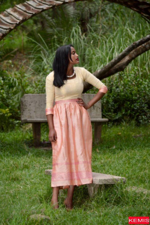 Ethiopian modern cultural clothing