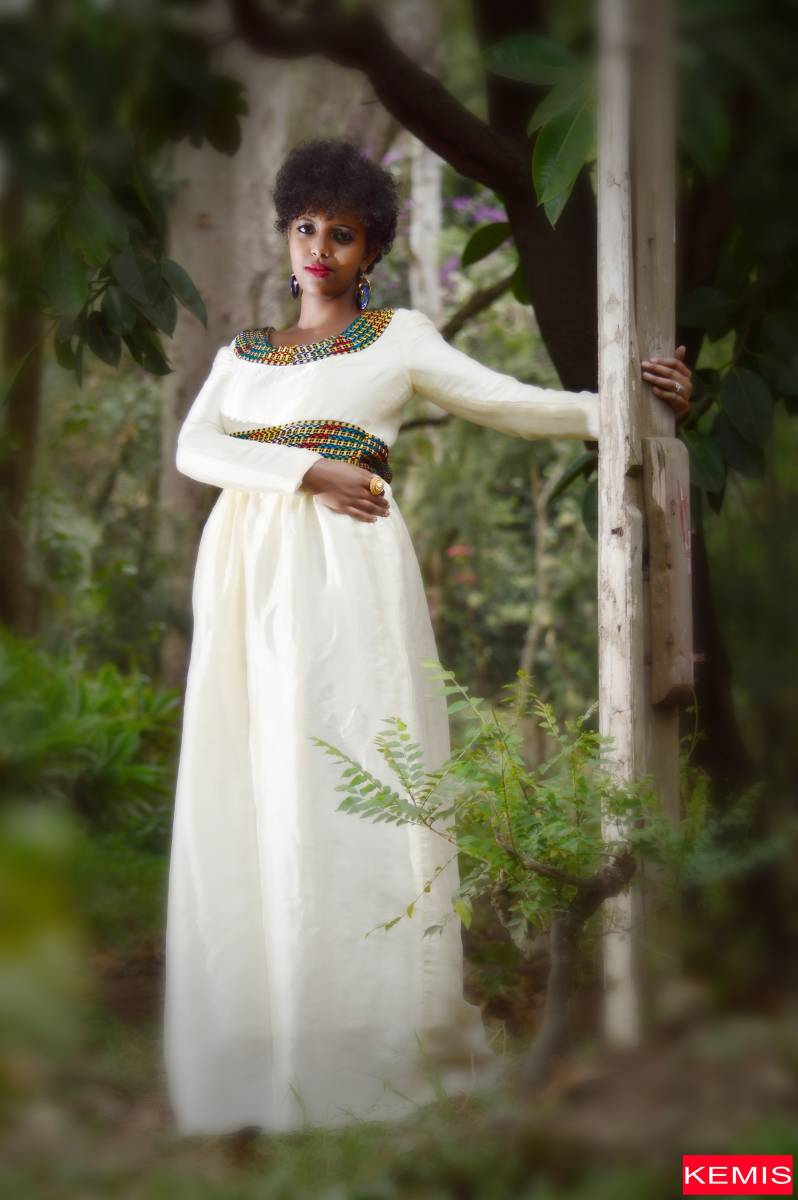 Ethiopian muslim dress